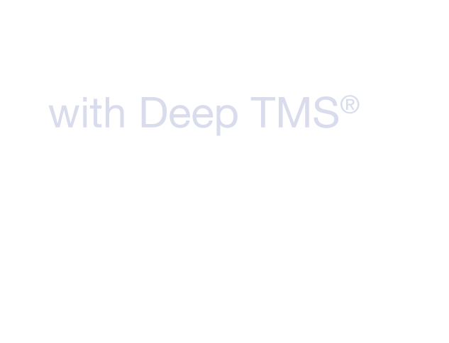Go deeper with deep TMS