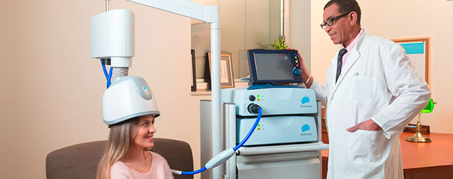 Deep TMS Brainsway Device